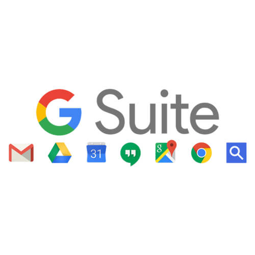 G Suite Google logo