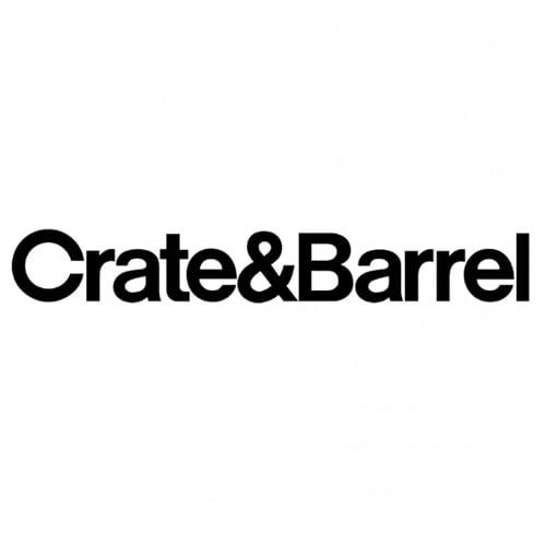 crate and barrel logo