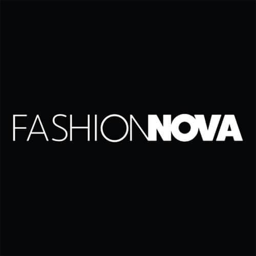 Fashion Nova logo